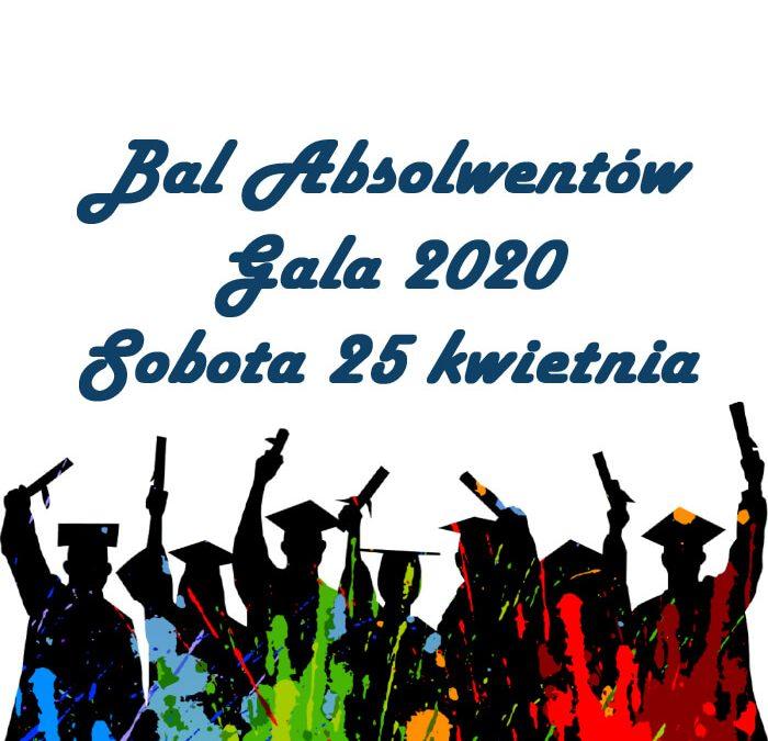 Bal Absolwentów 2020