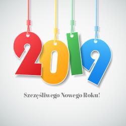 Witamy w Nowym Roku 2019